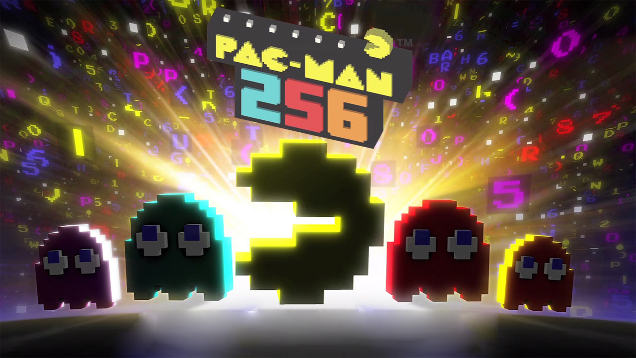 Bild von PAC-MAN 256 für PC und Konsolen angekündigt