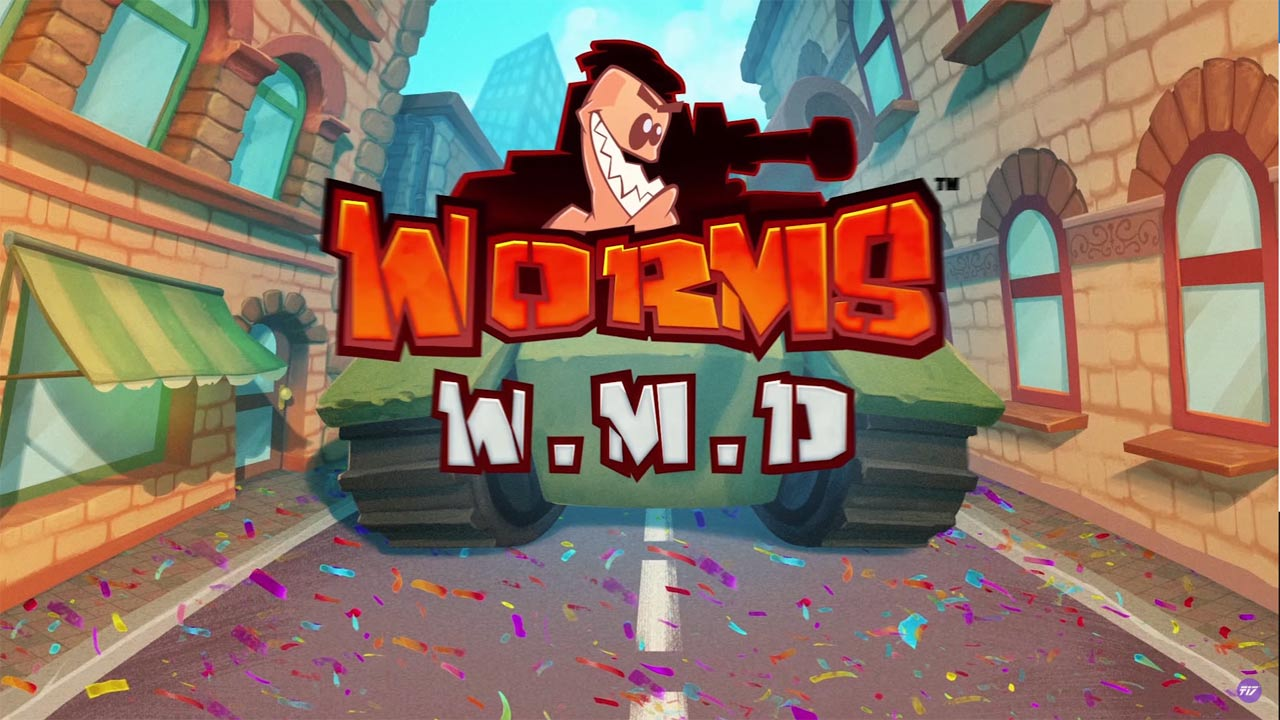 Photo of Worms W.M.D. – Team17 bringt die Würmer auf Nintendo Switch