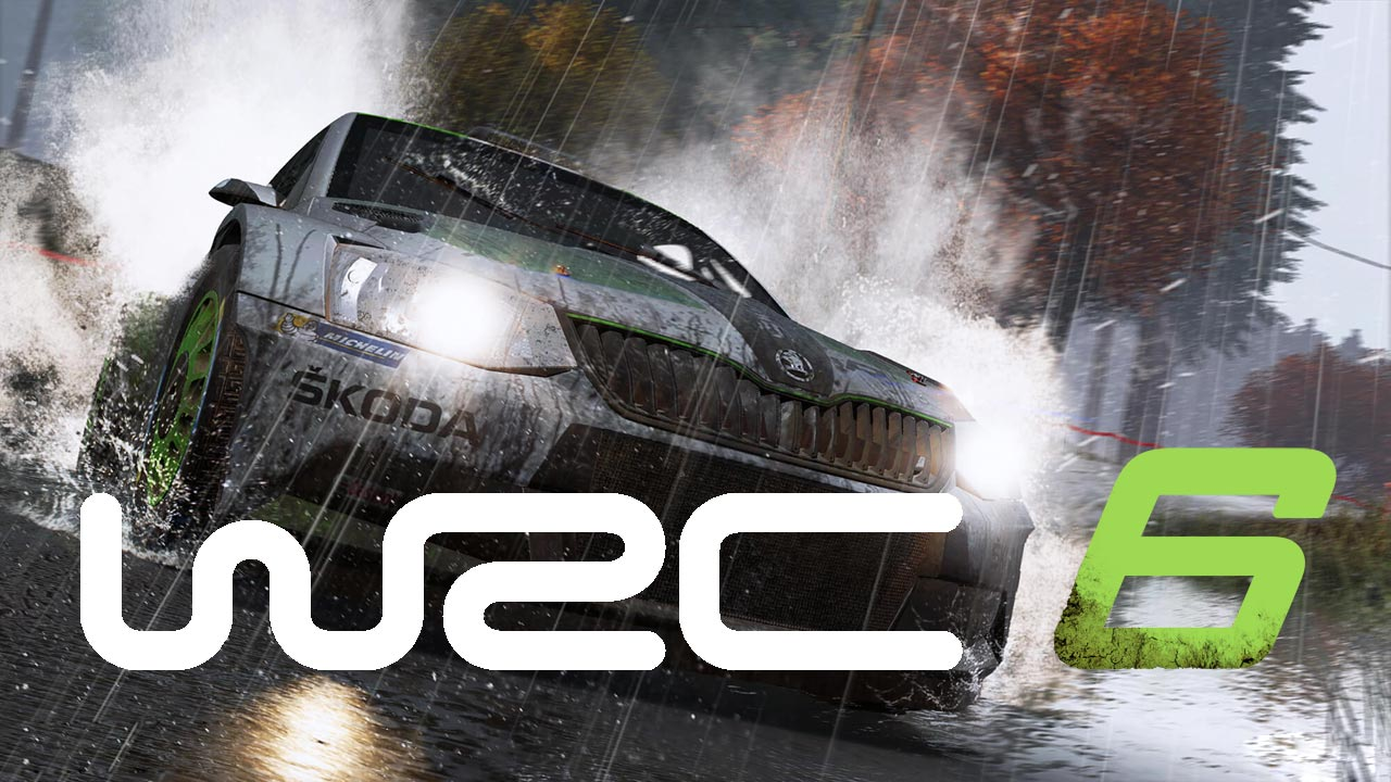 Photo of WRC 6 – Launch-Trailer zum Release des Rally-Simulation