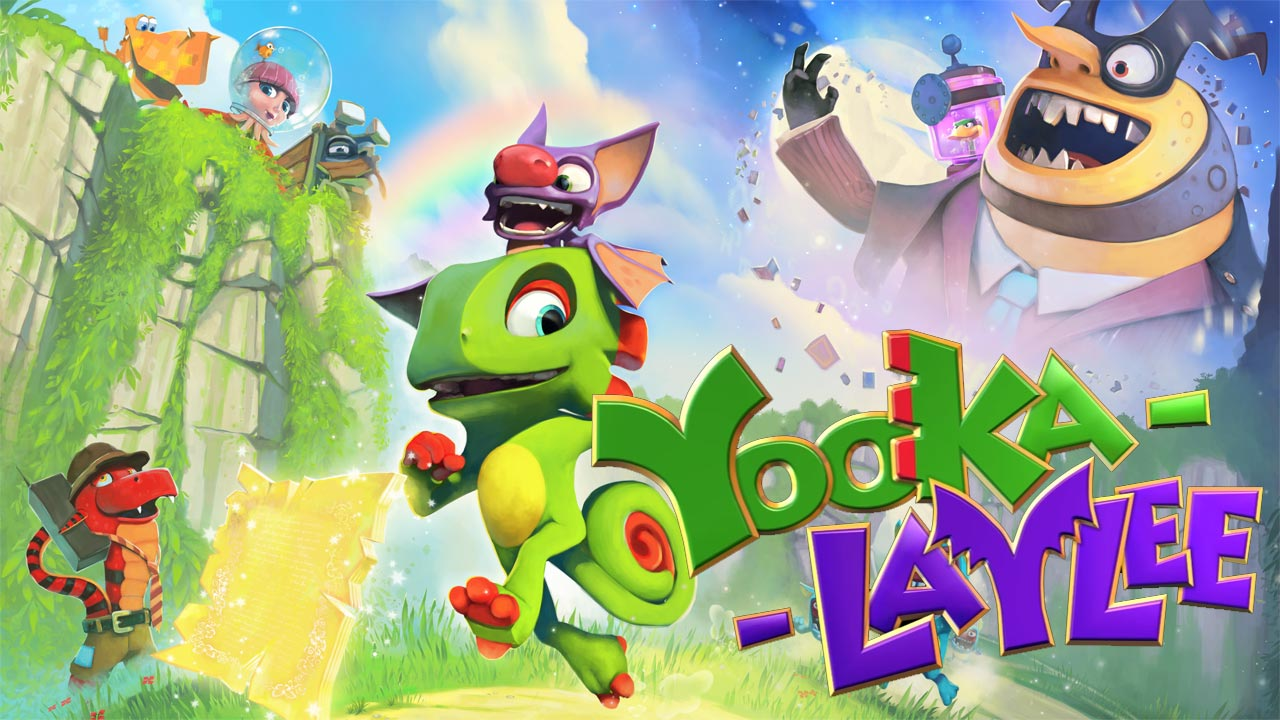 Photo of Yooka-Laylee – Der Launch-Trailer zum heutigen Release