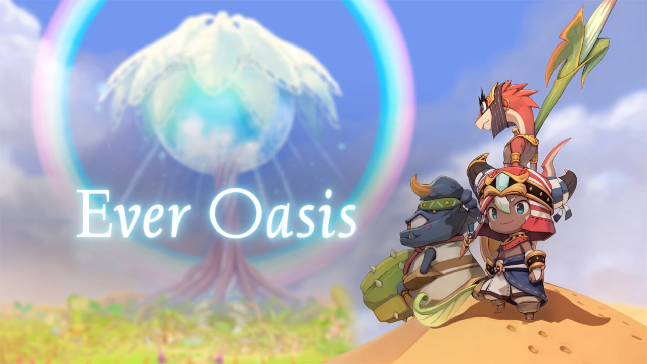 Photo of Ever Oasis – Die neue IP von Nintendo