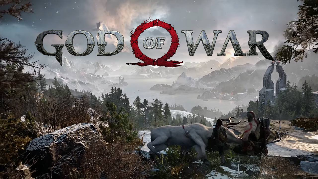 Photo of God of War – Neues Gameplay-Material von der Paris Games Week