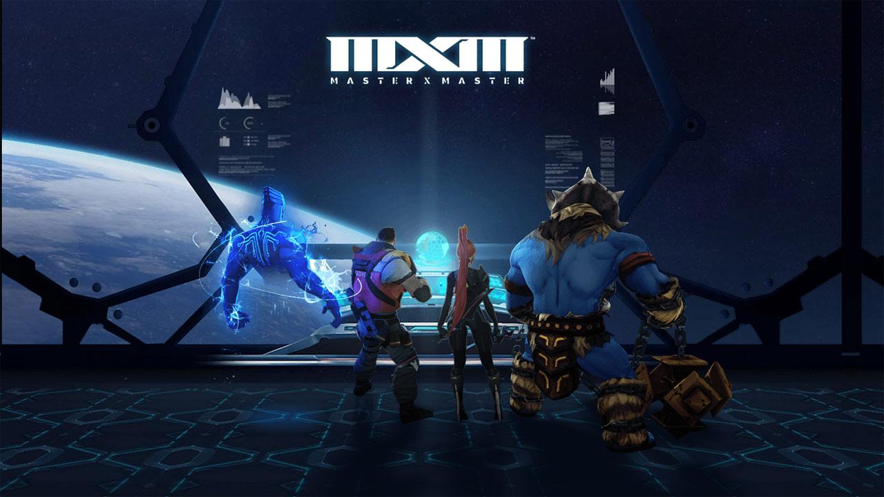 Master X Master - MXM