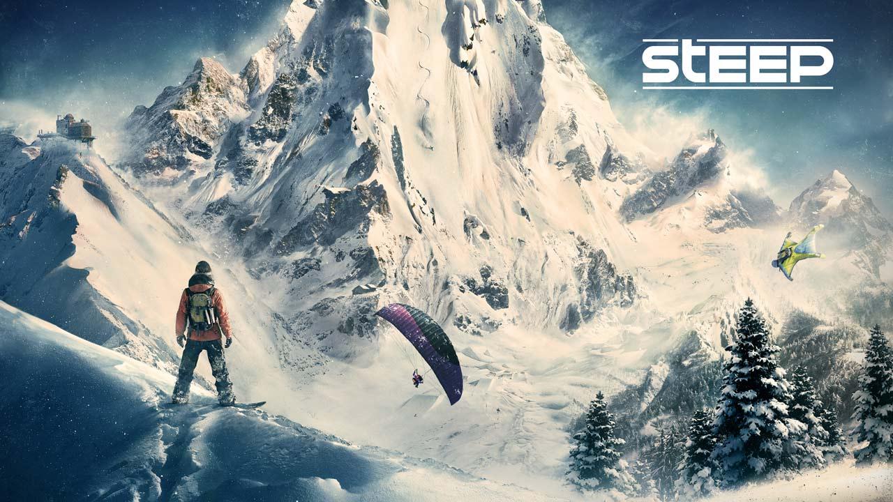 Bild von Steep – Release-Termin, Season-Pass, Gold Edition, Vorbesteller-Bonus