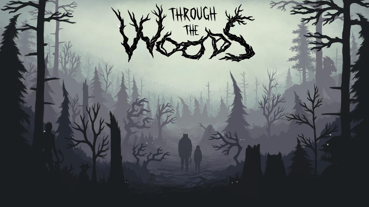 Bild von Through the Woods erscheint im Oktober