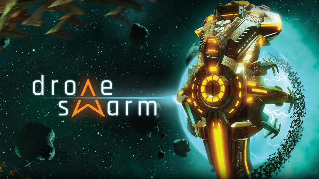 Bild von Drone Swarm – Gamescom-Trailer des Sci-Fi-Strategiespiels