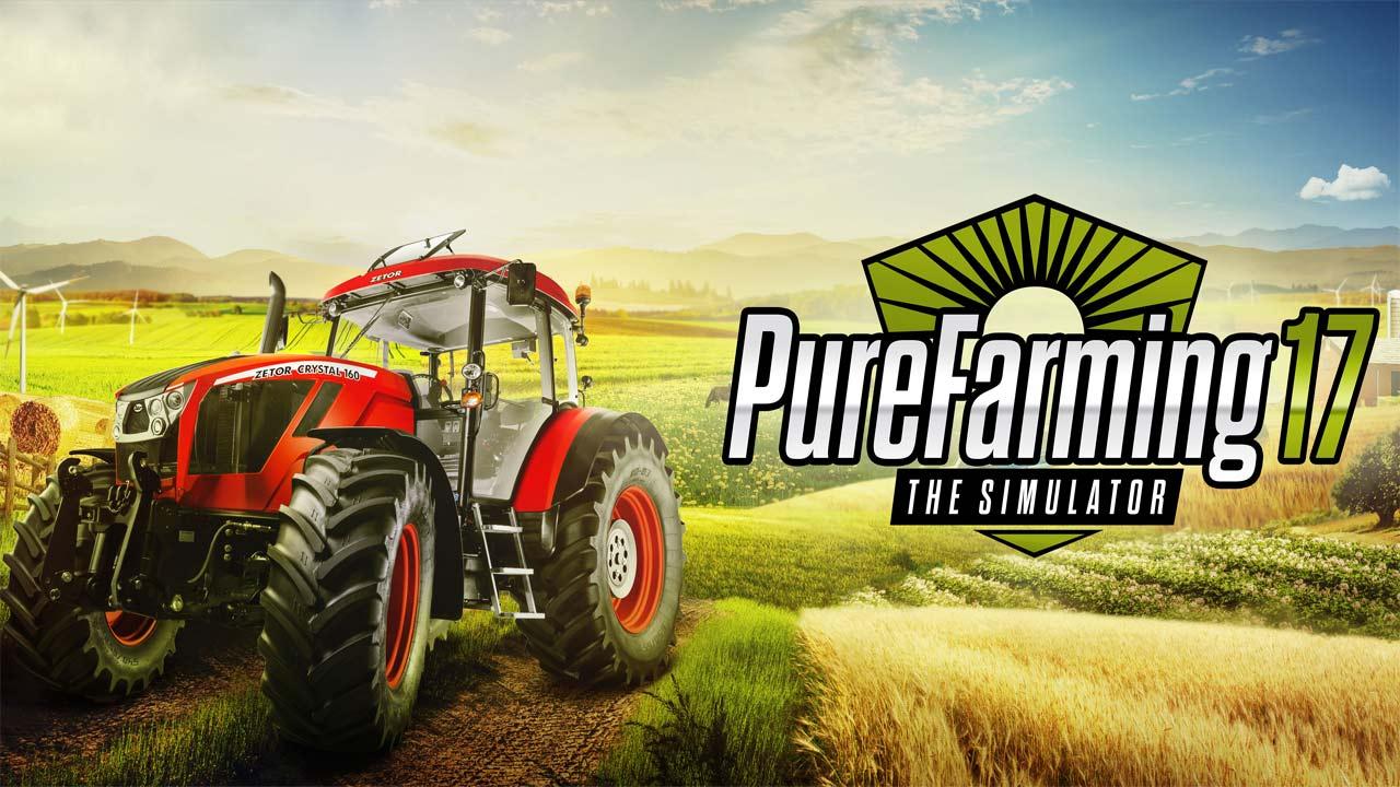 Bild von Pure Farming 17 – Techland stellte seinen Simulator vor