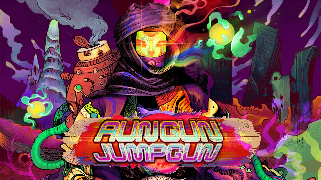 Bild von RunGunJumpGun – Launch-Trailer des Action-Plattformer