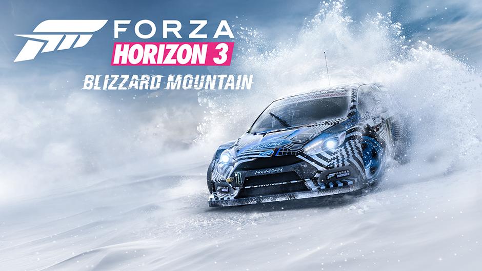 """Bild von Forza Horizon 3 – Trailer zur """"Blizzard Mountain""""-Erweiterung"""