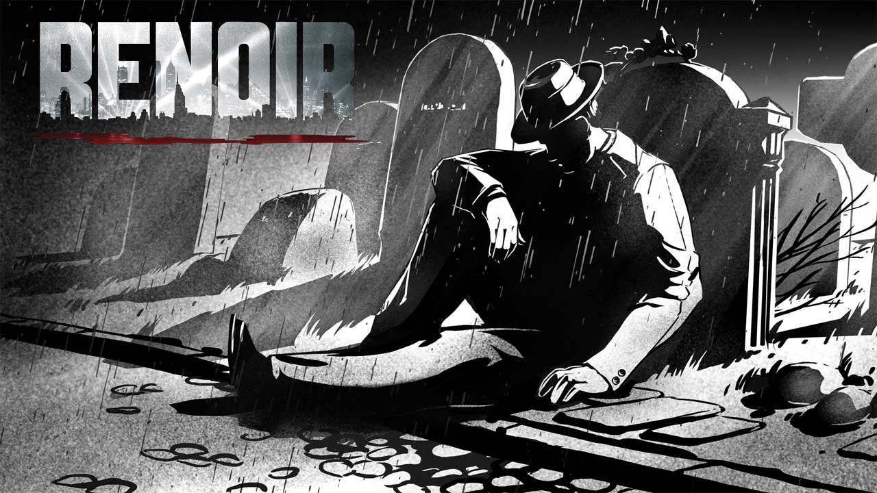 Bild von Renoir – Launch-Trailer des Noir-Puzzle-Adventures, Demo-Version