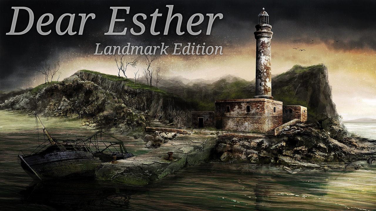 Bild von Dear Esther – Limitierte Vinyl-Edition angekündigt