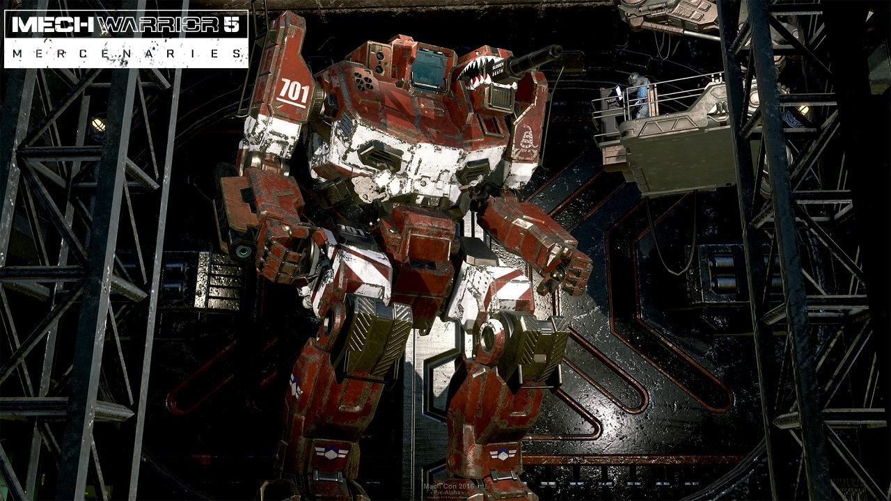 Bild von MechWarrior 5: Mercenaries – Ein neuer Gameplay-Trailer