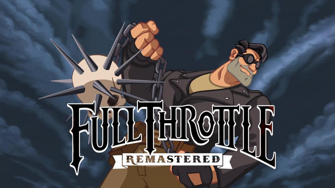 Photo of Full Throttle: Remastered – Double Fine zeigt ein erstes Video