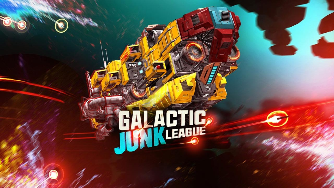 Bild von Galactic Junk League – Early Access Phase des Free to Play Spiels gestartet