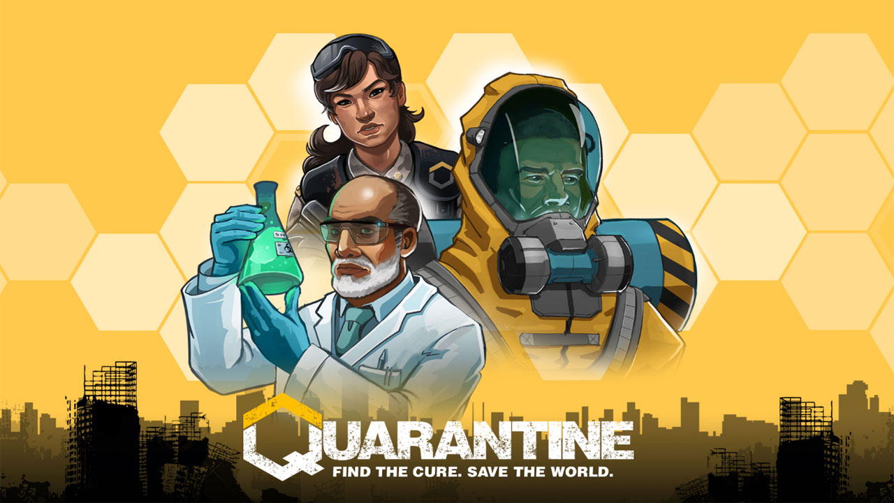 Photo of Quarantine – 505 Games kündigt Runden-Strategiespiel an
