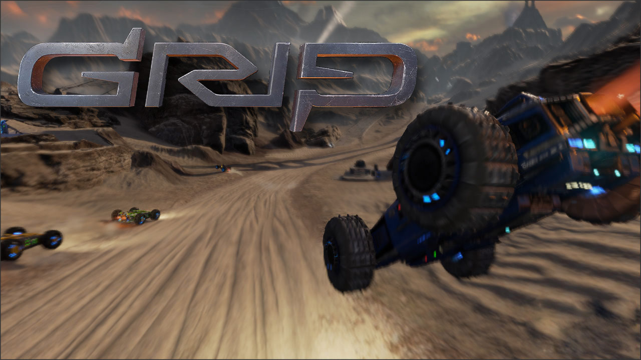 Bild von GRIP: Combat Racing – Trailer zur Nintendo Switch-Version