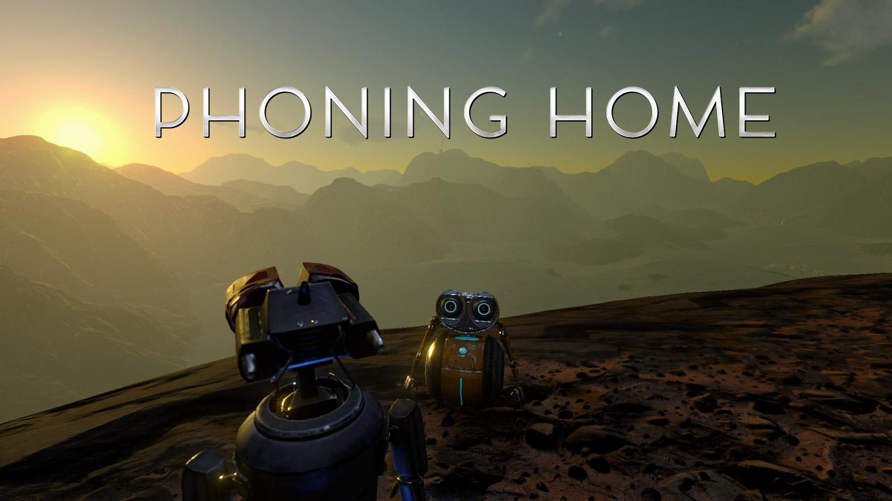 Bild von Phoning Home – Release-Termin für PC