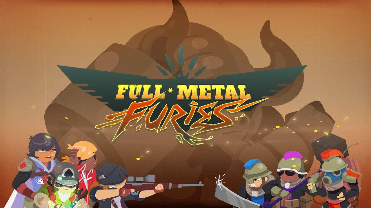 Bild von Full Metal Furies – Cellar Door Games kündigt kooperativen Brawler an