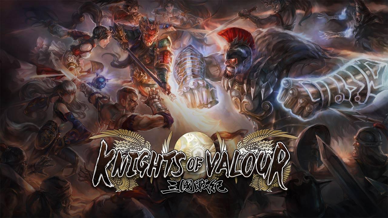 Bild von Knights of Valour – Free-2-Play Beat'em Up kommt auf die europäische PS4