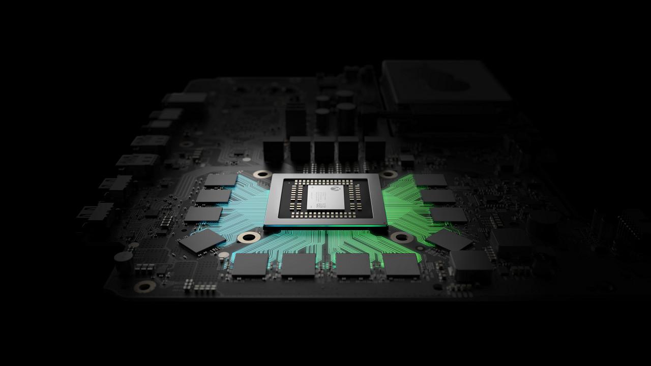 Vorbestellungen der Xbox One X ab heute möglich — Microsoft