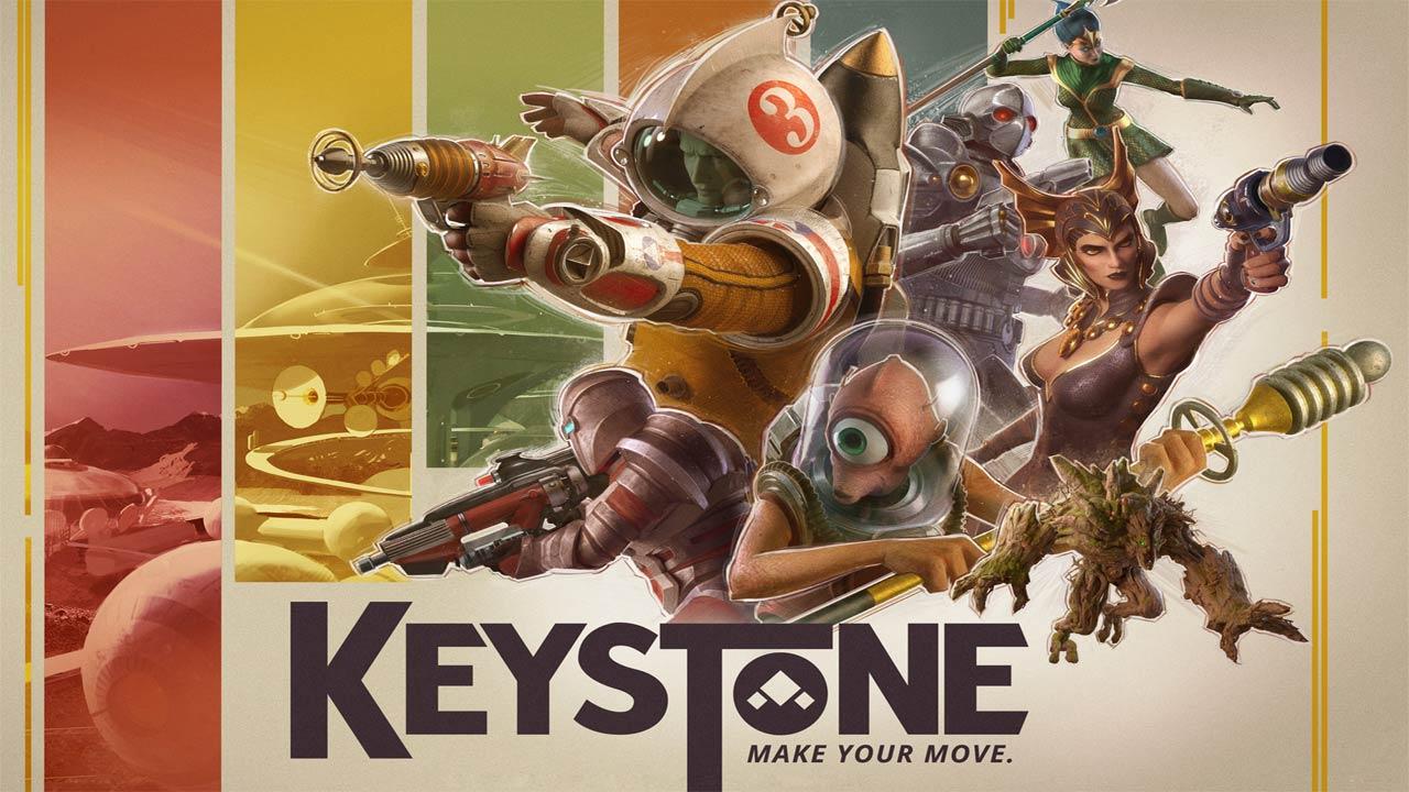 Bild von Keystone – Digital Extremes kündigt Mischung aus FPS und Kartenspielstrategie an