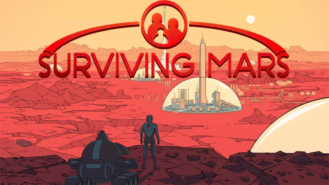 Bild von Surviving Mars – Sci-Fi Managment-Titel für PC, Xbox One und PS4 angekündigt