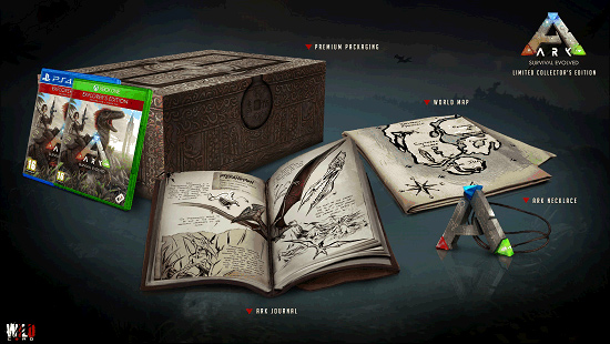 ARK: Survival Evolved - Limited Collector's Edition