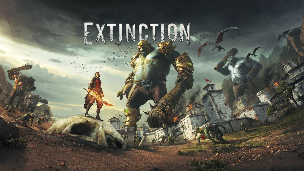 Bild von Extinction – Launch-Trailer greift riesige Oger an