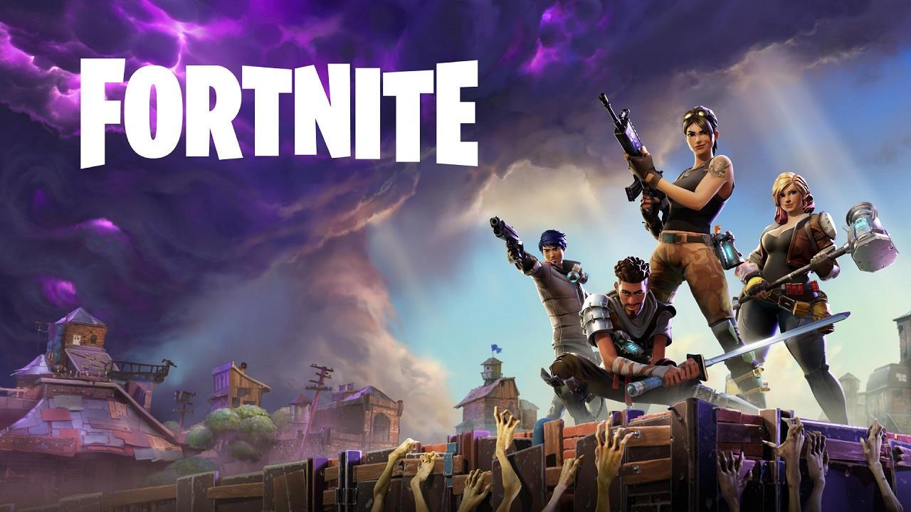 Bild von Nintendo Switch x Fortnite – Die Konsole erscheint als limitiertes Bundle im Fortnite Design