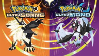 Pokémon Ultrasonne und Pokémon Ultramond
