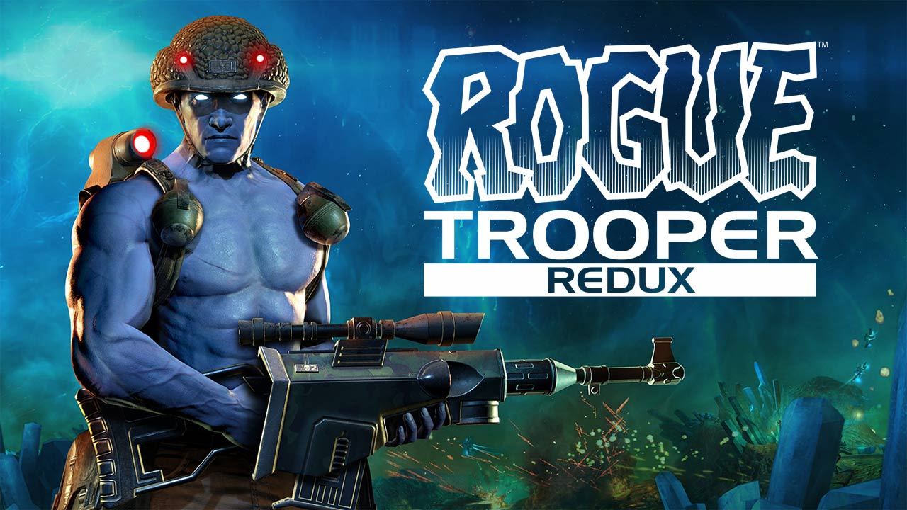 Bild von Rogue Trooper Redux – Gameplay-Trailer und Termin für Switch-Version