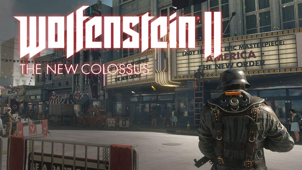 Photo of Wolfenstein II: The New Colossus – Die Kraft der zwei Waffen im Video