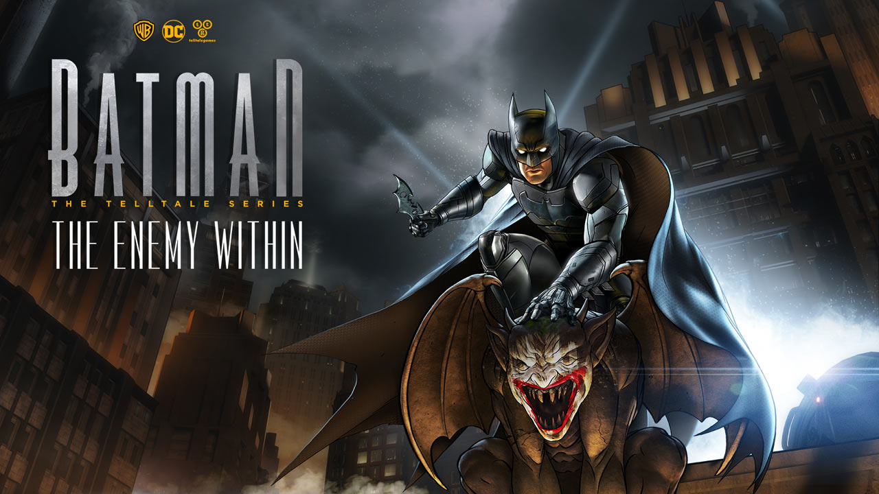 Photo of Batman: The Enemy Within – 2. Episode erschienen, 1. Episode kostenlos für mobile Geräte