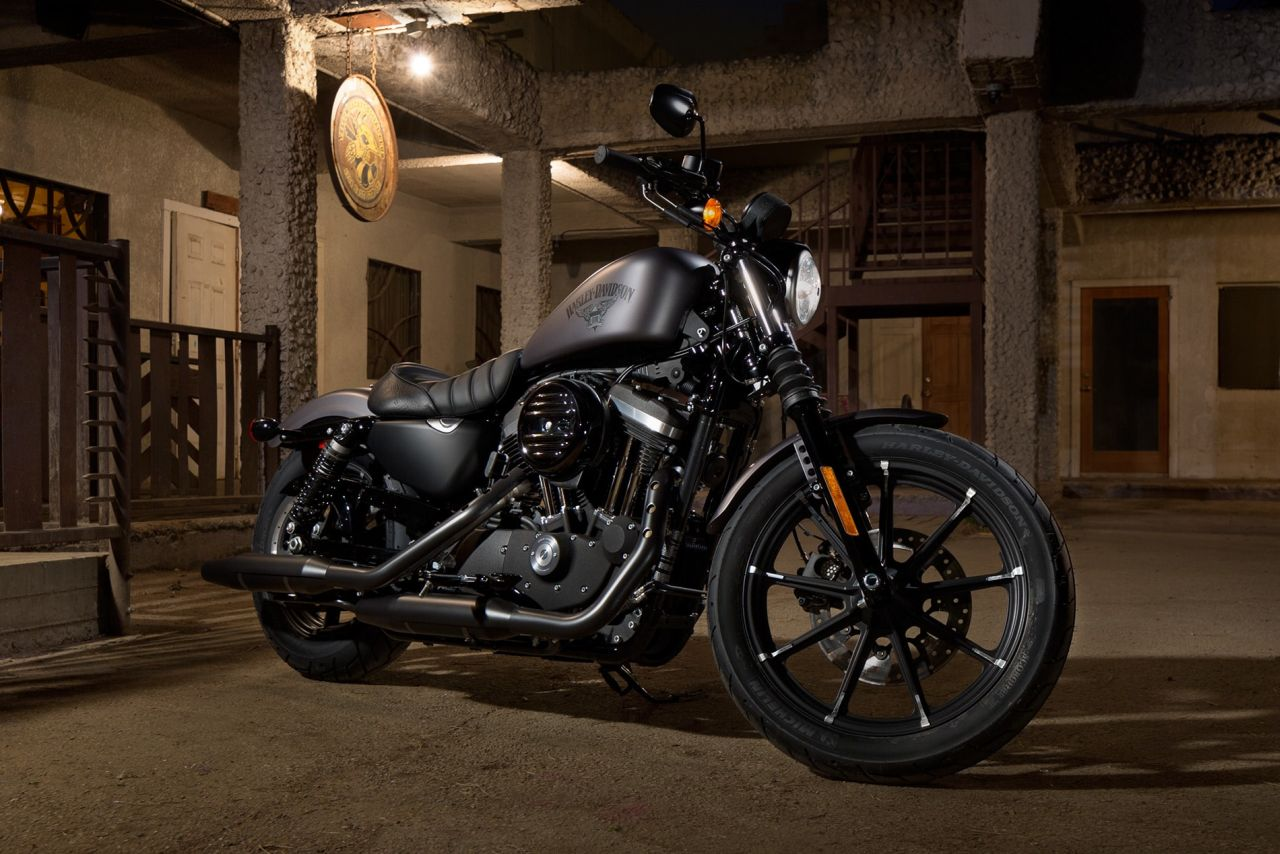 The Crew 2 Harley Davidson Iron 883