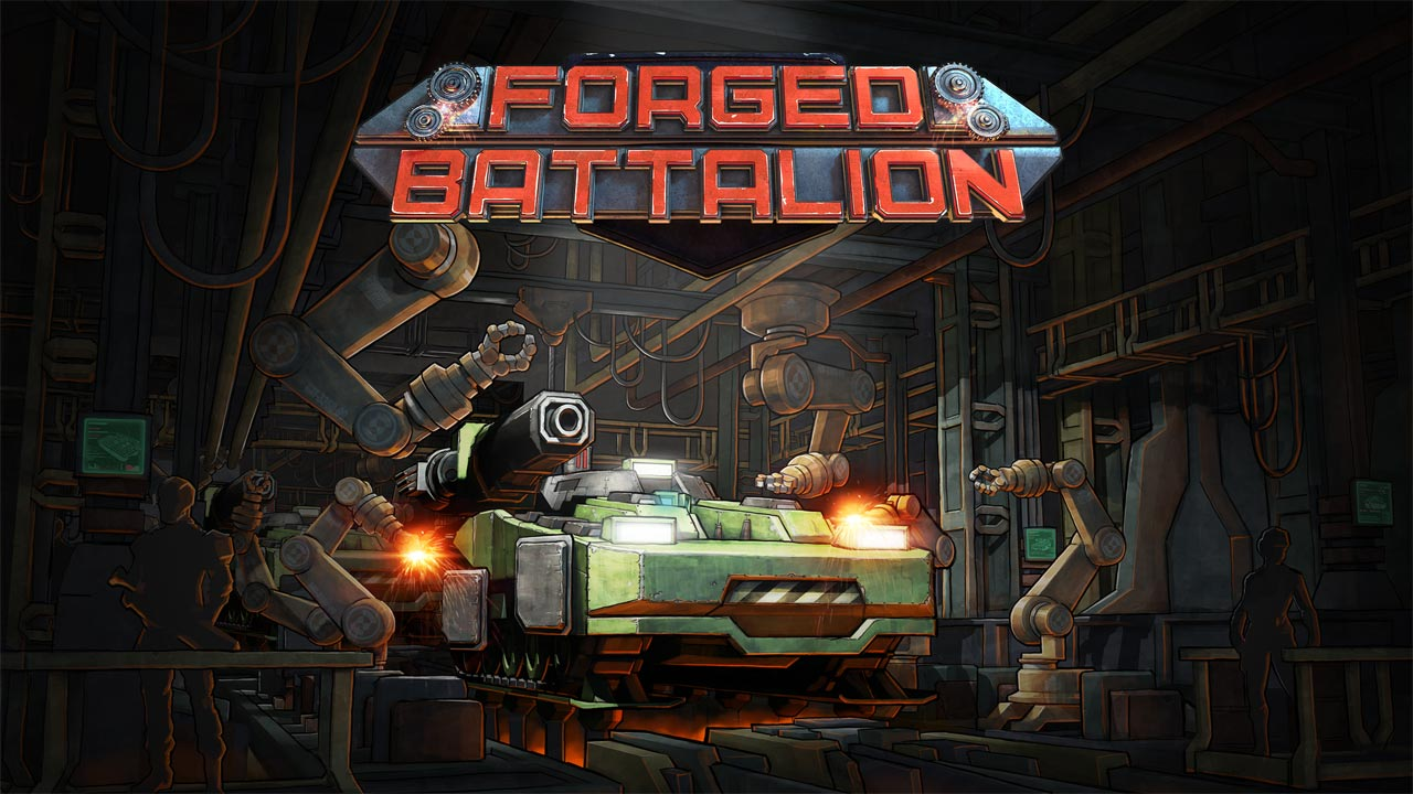 Photo of Forged Battalion – Early Access Phase des RTS startet 2018