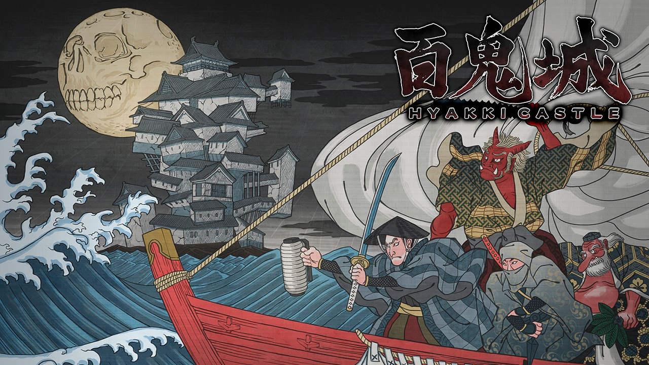 Bild von Hyakki Castle – Der Dungeon-Crawler in der Edo-Zeit erhält einen Termin