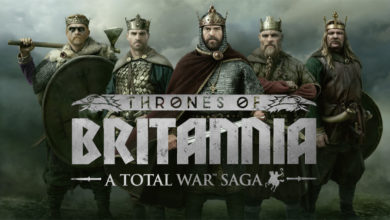 A Total War Saga – Thrones of Britannia