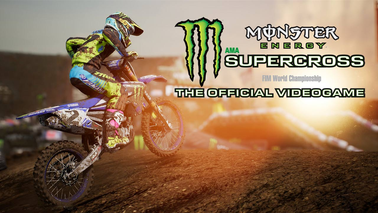 Bild von Monster Energy Supercross – Launch-Trailer und Season Pass