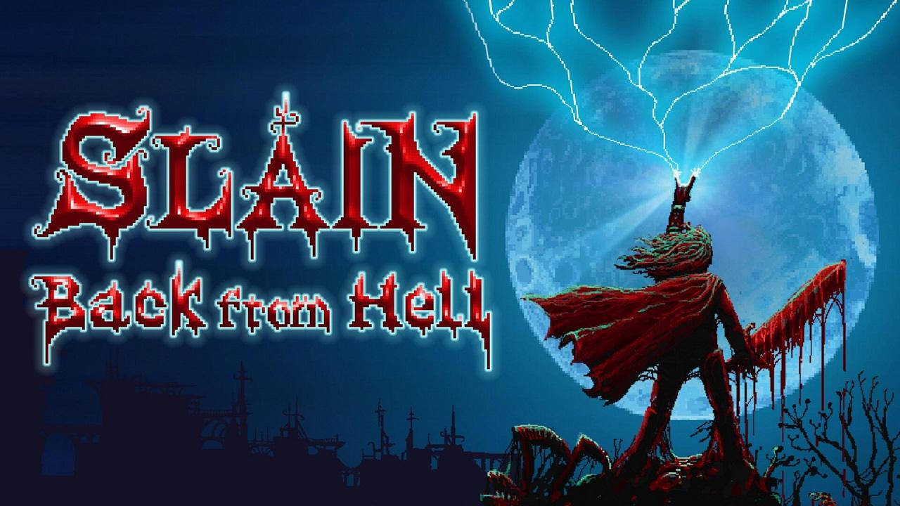 Bild von Slain: Back from Hell – Die Retail-Version für Nintendo Switch erhält einen Termin