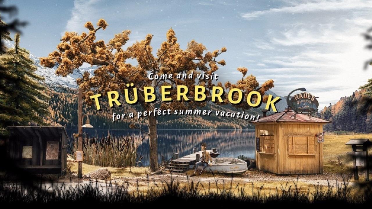 Bild von Trüberbrook – Das Adventure erhält einen Release-Termin