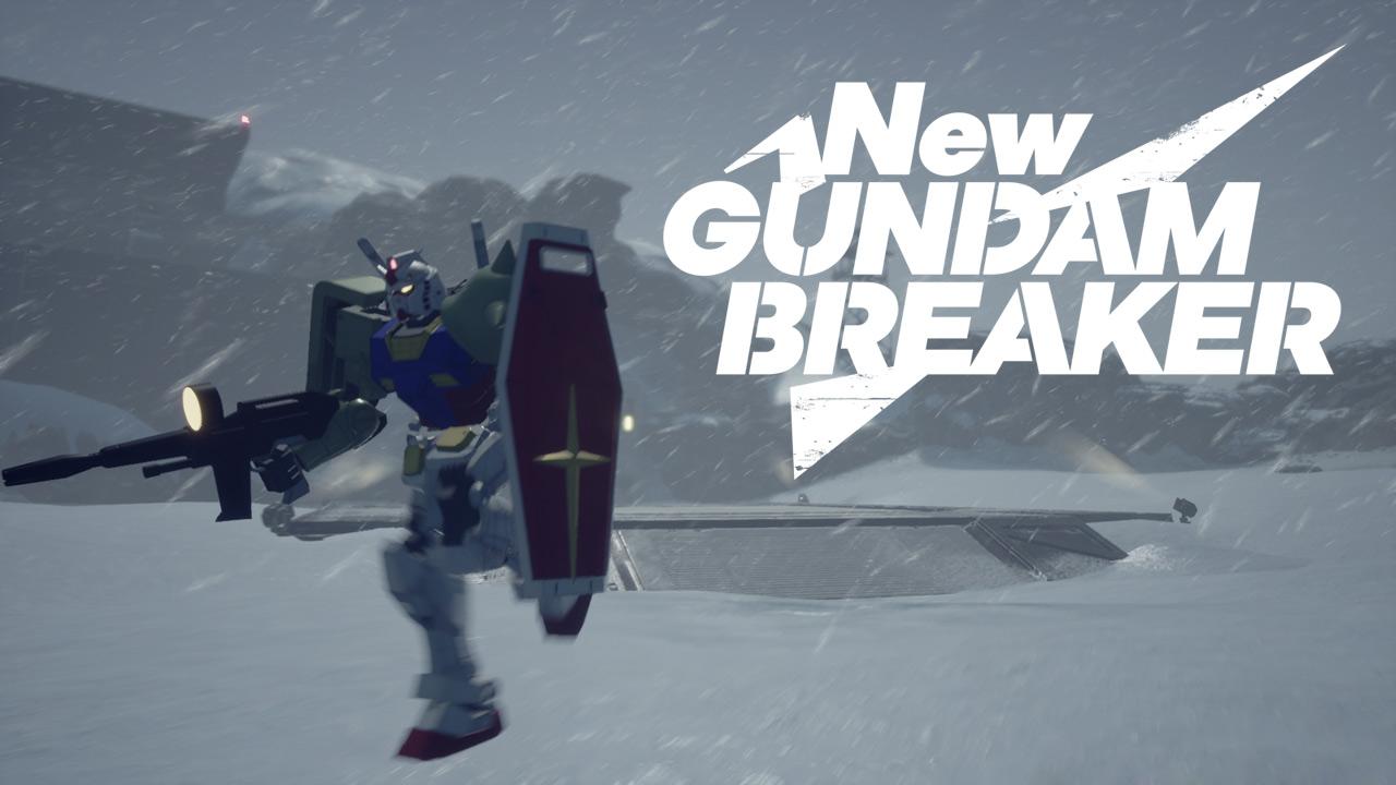 New Gundam Breaker: Neue Details zum kommenden Gundam-Spiel vorgestellt
