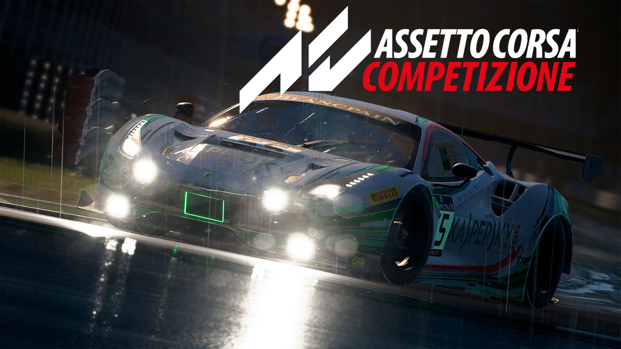 Bild von Assetto Corsa Competizione – Trailer zum Start der Early Access-Phase auf Steam