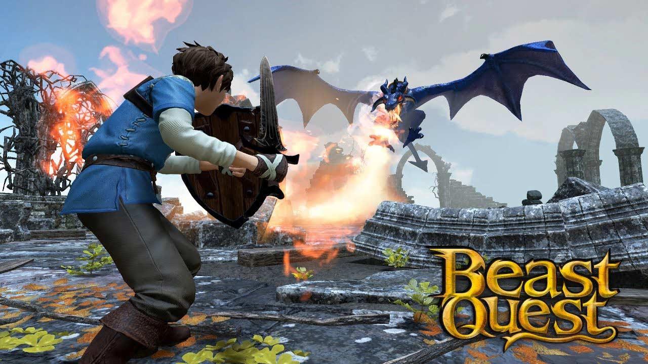 Bild von Beast Quest – Launch-Trailer zum kommenden Release