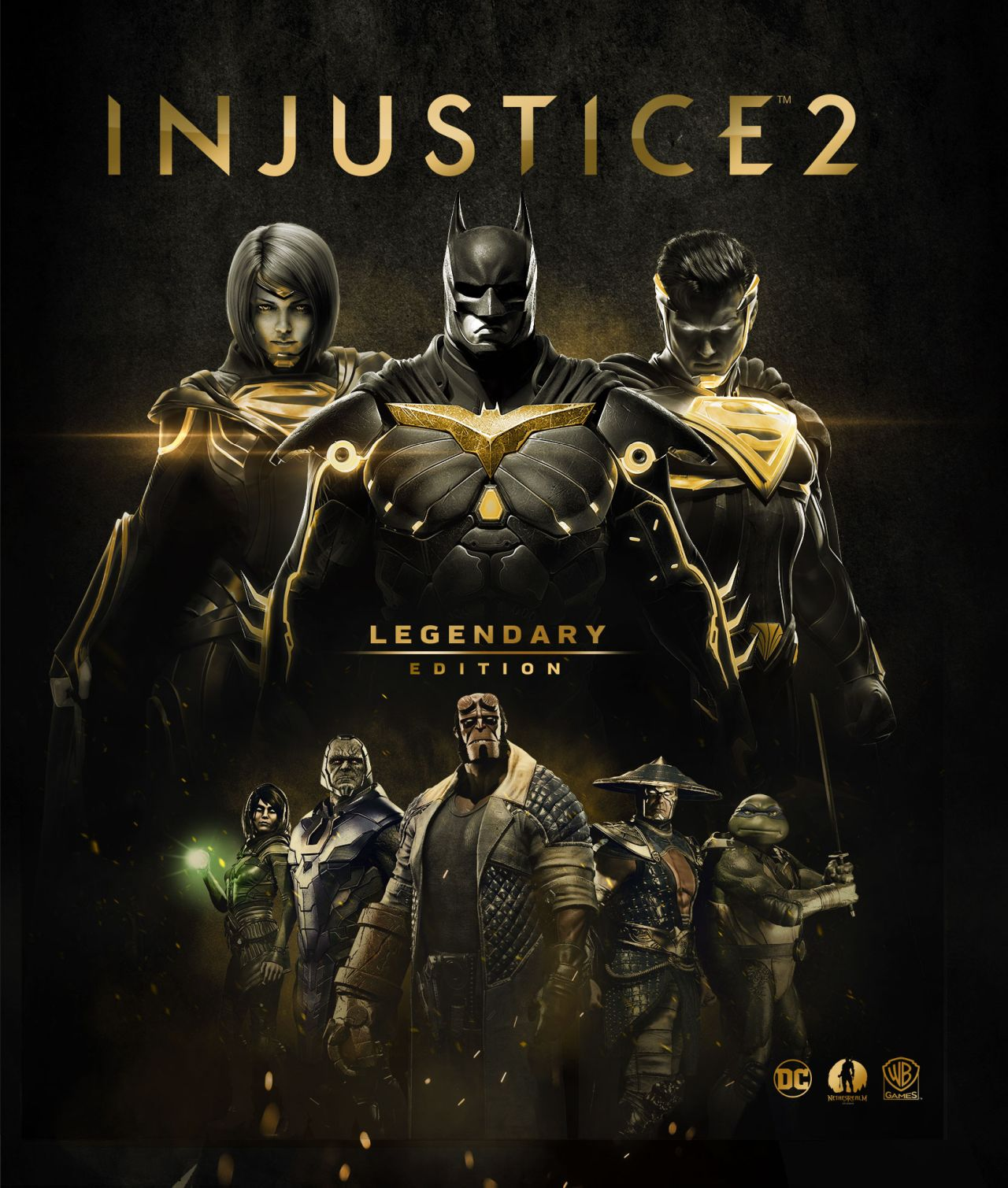 Injustice 2 - Release-Termin der Legendary Edition