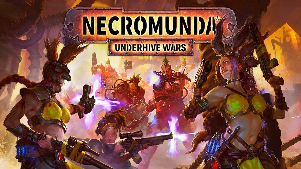 Bild von Necromunda: Underhive Wars – Trailer präsentiert die Gangs des Underhive