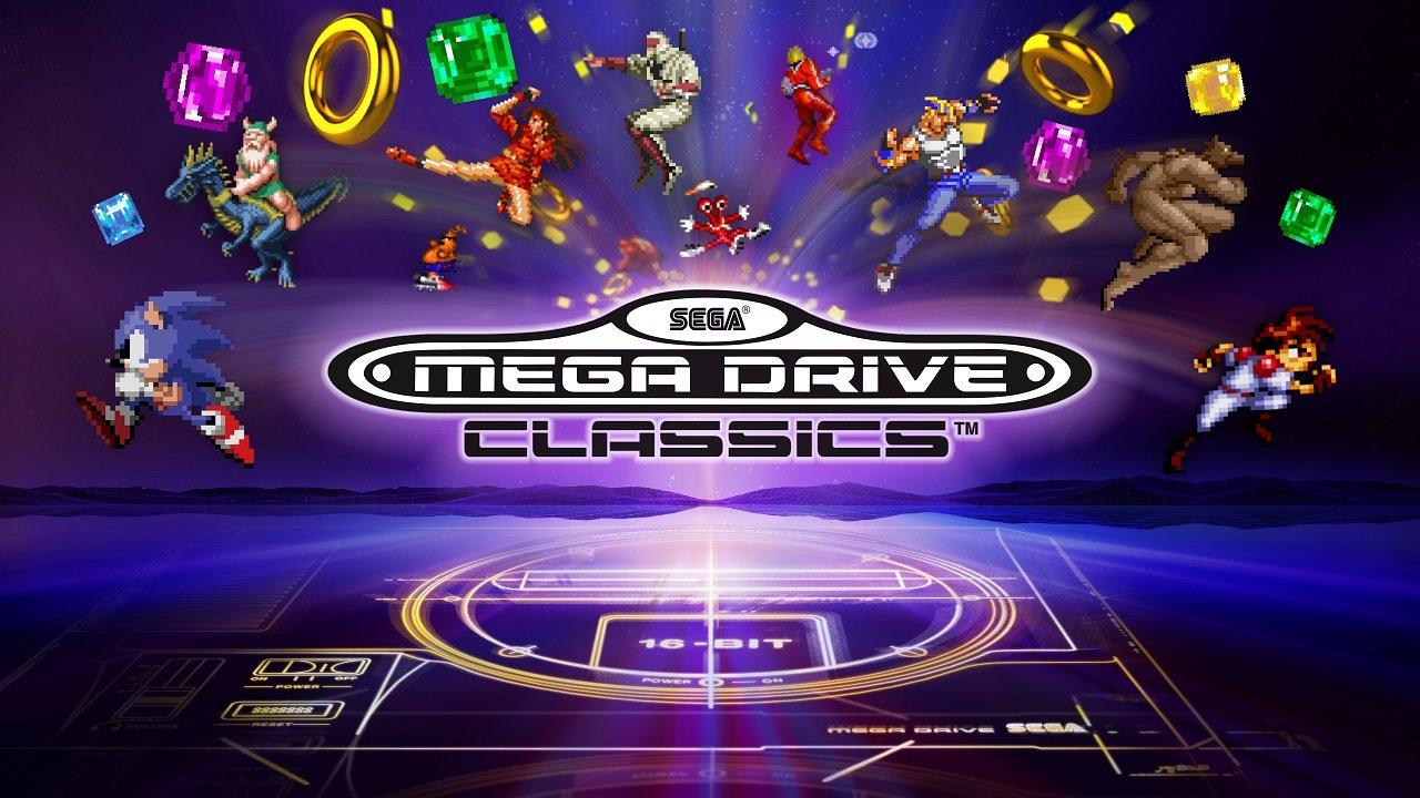 Mega Drive-Klassiker kommen auf Playstation 4 und Xbox One