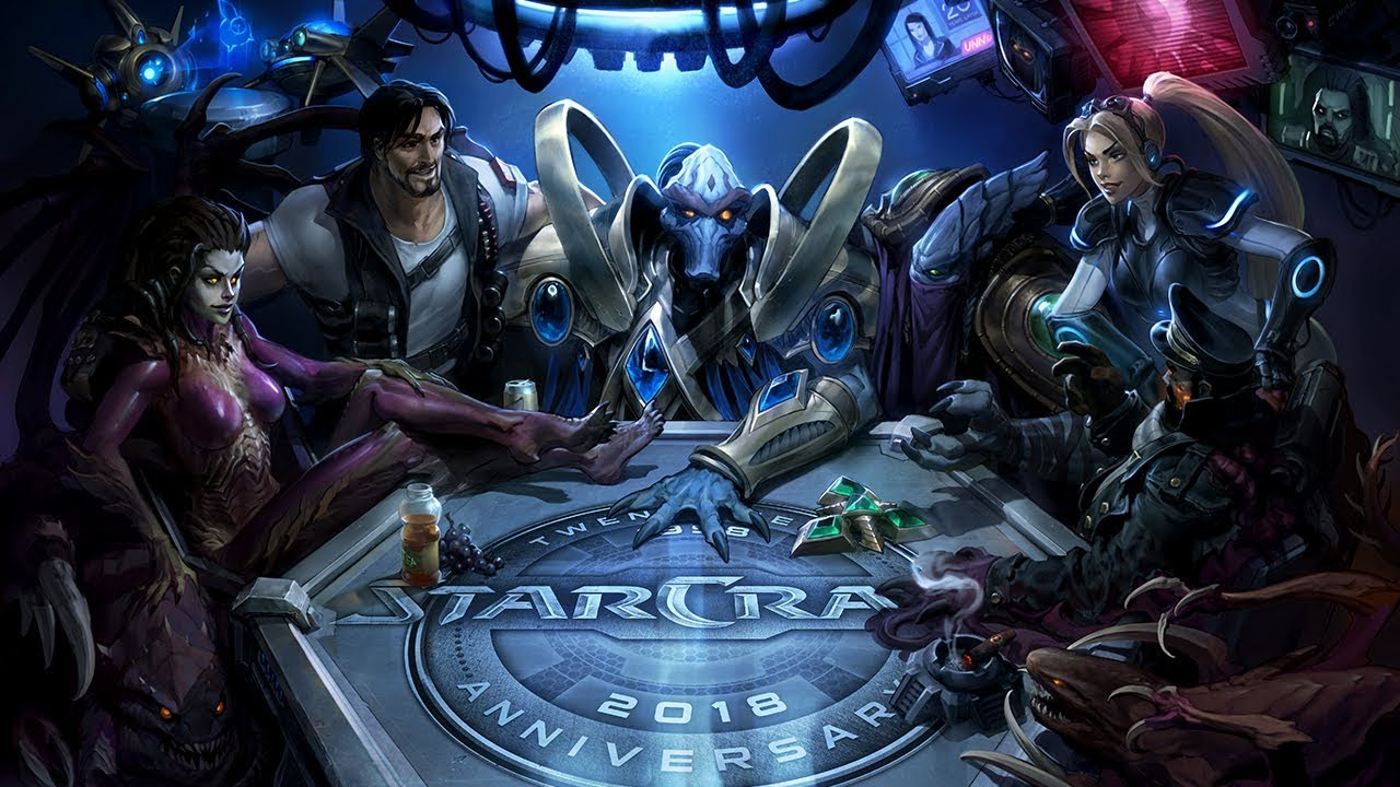 Bild von StarCraft – Belohnungen zum 20. Geburtstag des RTS
