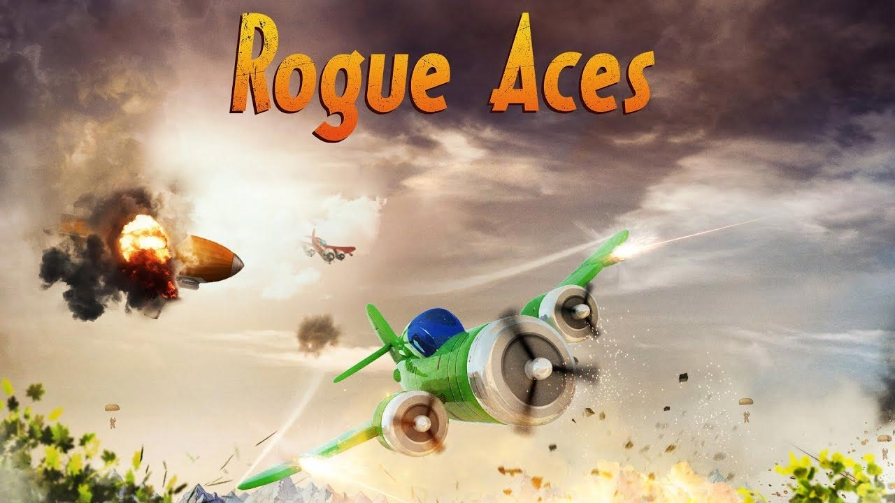 Bild von Rogue Aces – Launch-Trailer zum PlayStation und Switch Release