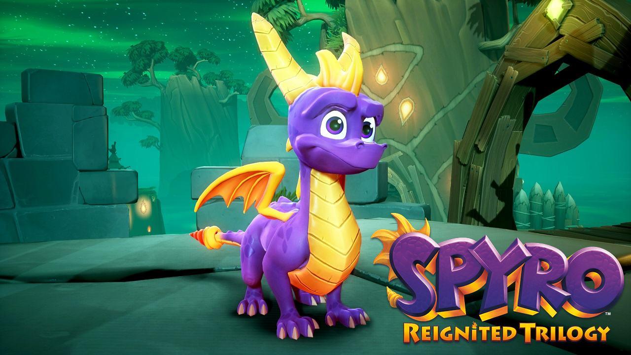 Bild von Spyro Reignited Trilogy – Collection kommt für PC und Nintendo Switch