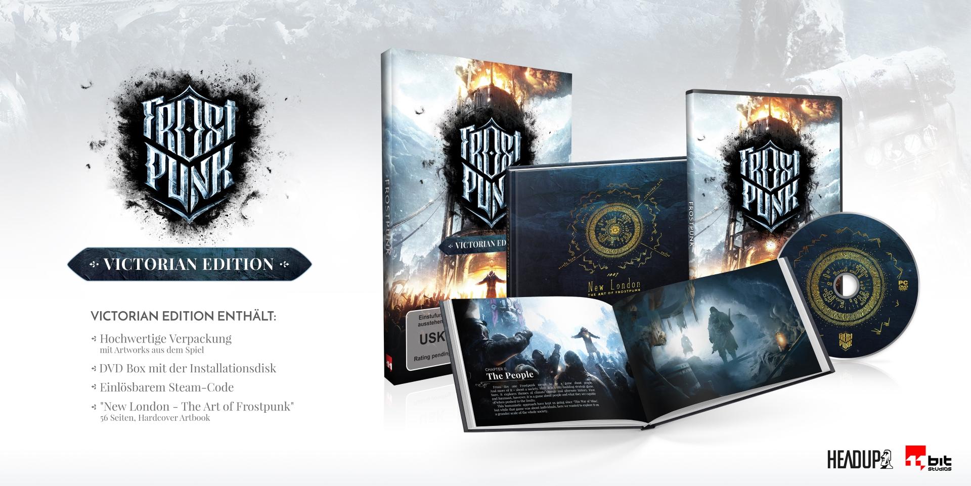 Frostpunk - Collectors Edition